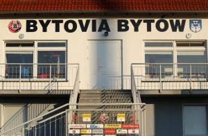 domek piłkarza bytovia bytów