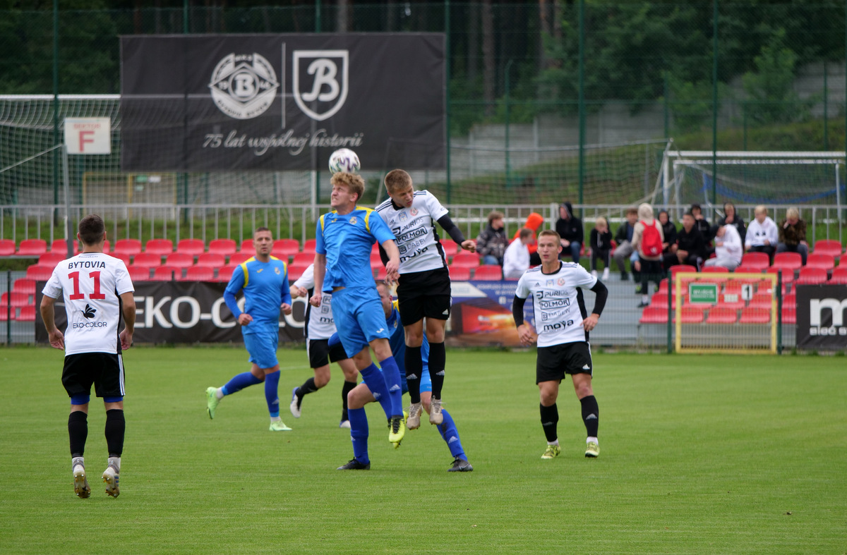 Skrót meczu z MKS Władysławowo